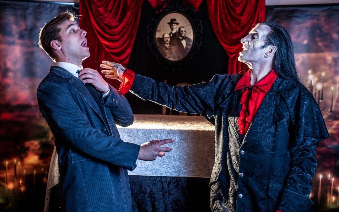 "Gruseldinner ""Dracula"" am 03. Dezember 2021"