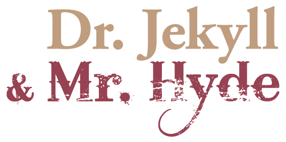 "Gruseldinner ""DR. JEKYLL & MR. HYDE"" am 24. Januar 2020"