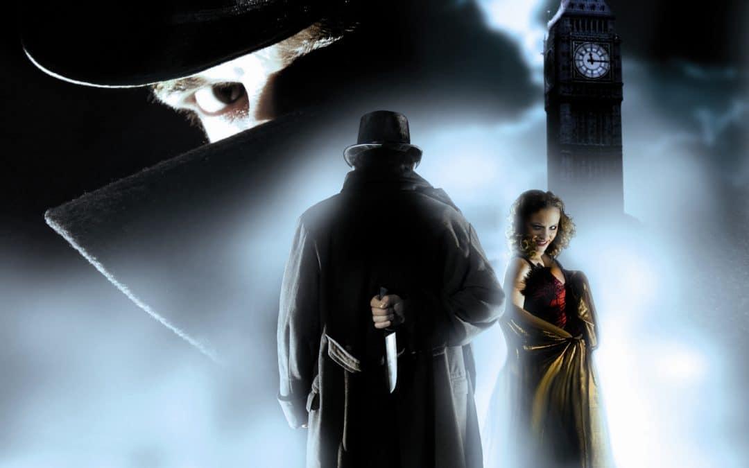 "Gruseldinner ""Jack the Ripper"" am 30. Oktober 2021"