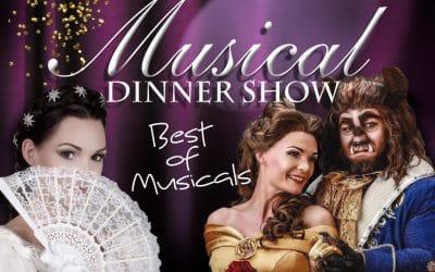Musical Dinner am 22. Oktober 2021
