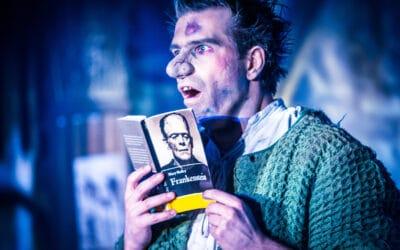 """Gruseldinner """"Die Experimente des Dr. Frankenstein"""""""