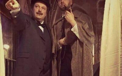 """Criminal Dinner """"Sherlock Holmes und die Loge der Rothaarigen"""
